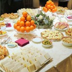Buffet for events
